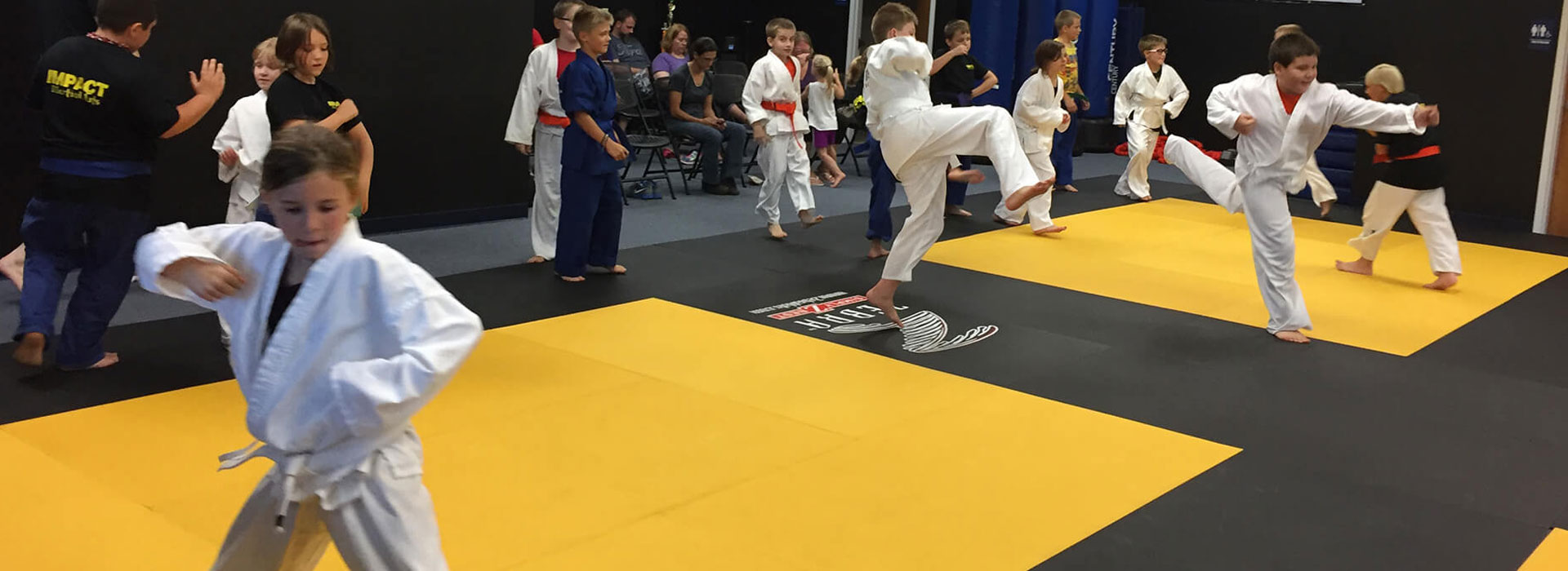 Little Dragons Program at Impact Martial Arts in Oshkosh, WI